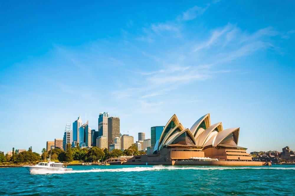 lugares para fazer intercâmbio de inglês - austrália